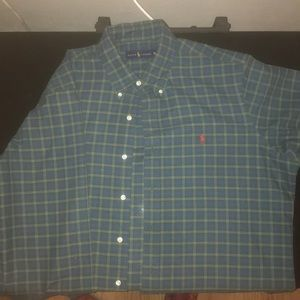 BUTTON DOWN POLO RALPH LAUREN